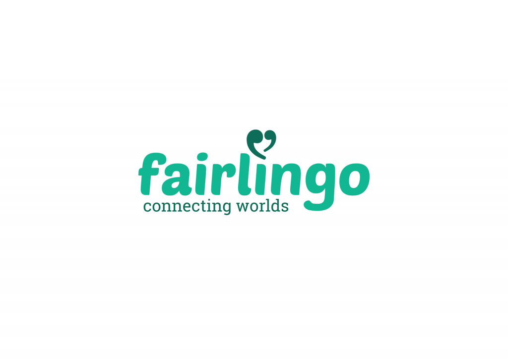 Fairlingo logo green on white