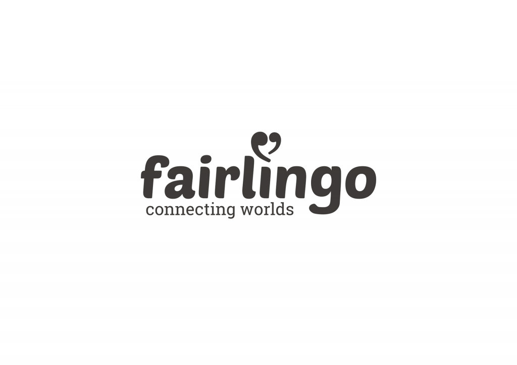 Fairlingo logo black on white