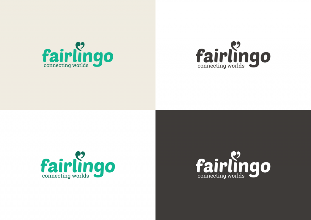 All four logo variations