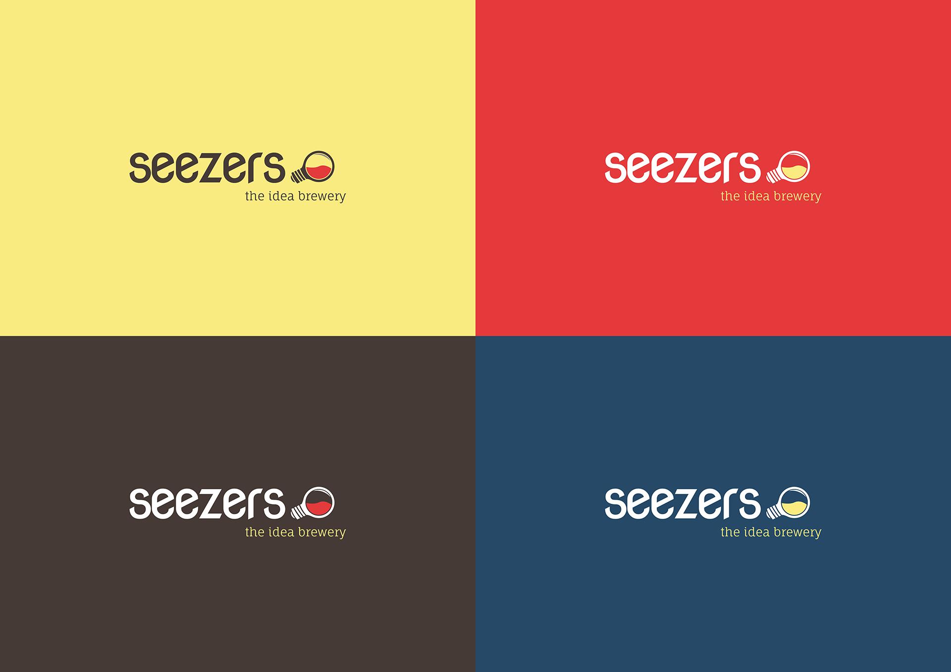 All four logo variations